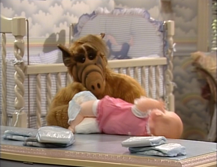 "ALF, ""Having My Baby"""