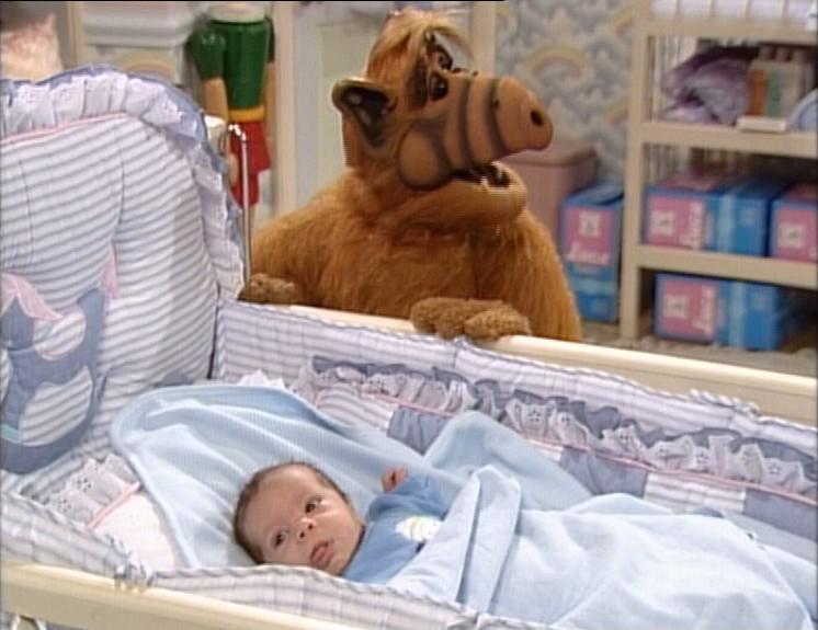 "ALF, ""Having My Baby"""