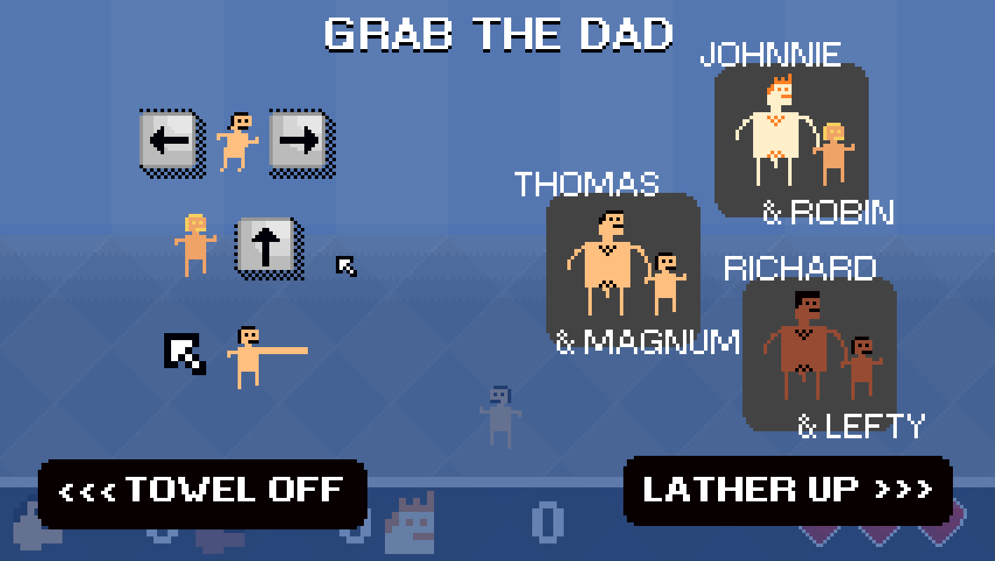Shower With Your Dad Simulator 2015