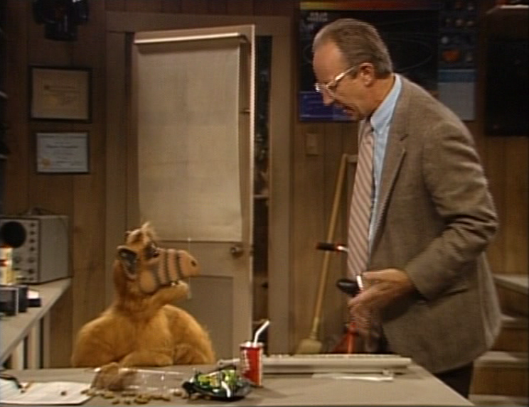 "ALF, ""We're in the Money"""