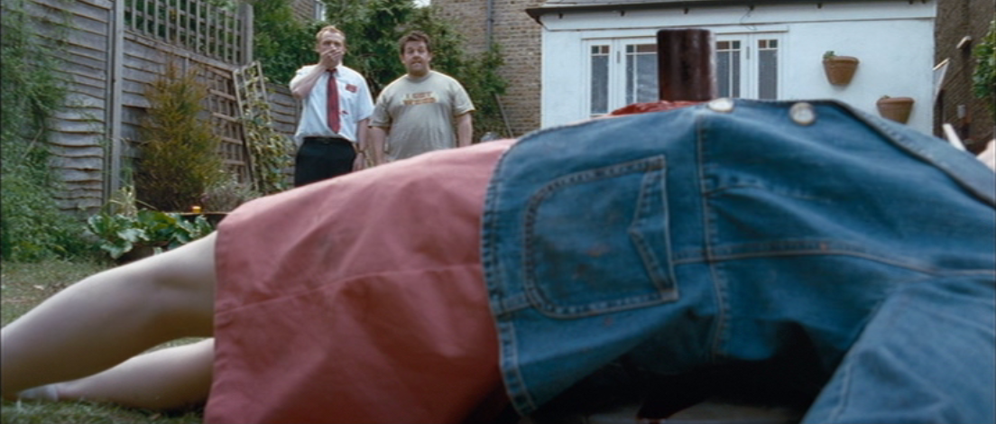 Shaun of the Dead, 2004
