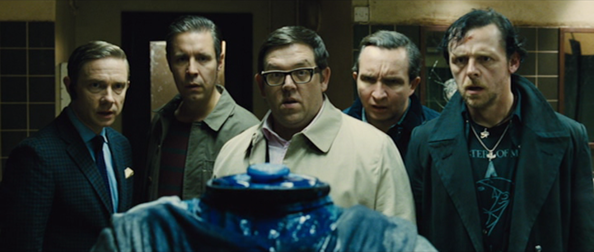 Trilogy of Terror: The World's End (2013) - Noiseless Chatter