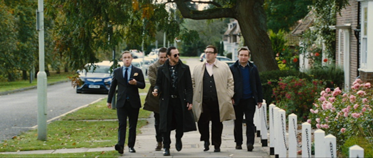 The World's End, 2013