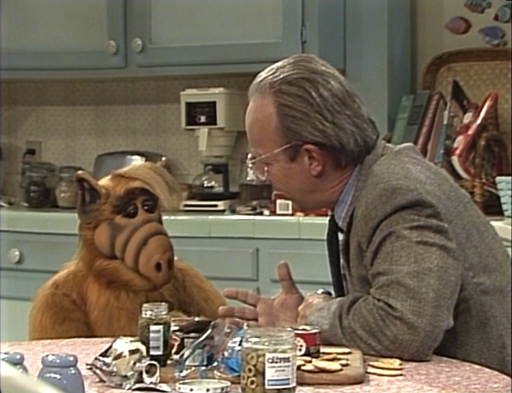 "ALF, ""Hooked on a Feeling"""