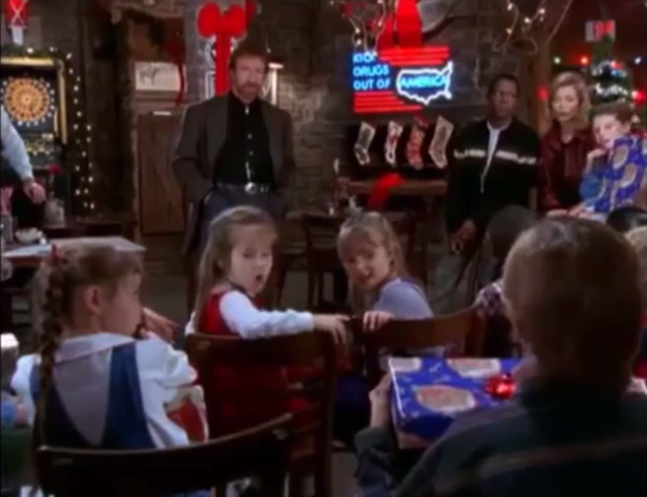"Walker: Texas Ranger, ""A Ranger's Christmas"""