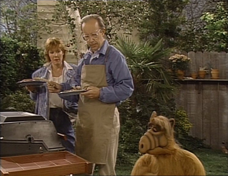 season four had two episodes that i was actually looking forward to one of them was mind games which shouldnt surprise you at all because that was a - Alf Halloween Episode