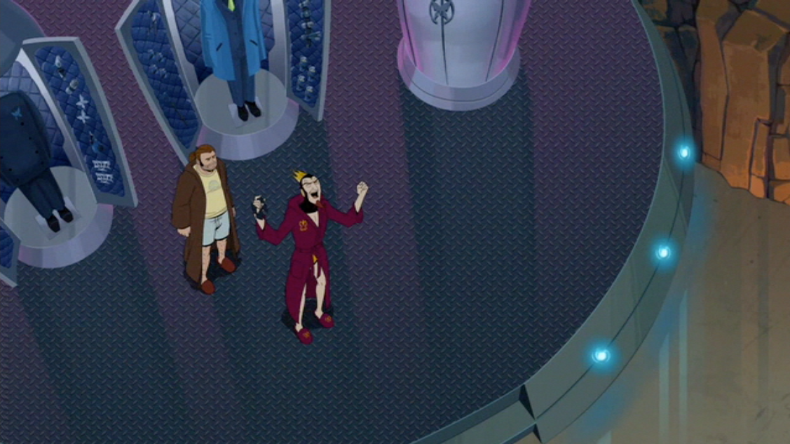 "The Venture Bros., ""Rapacity in Blue"""