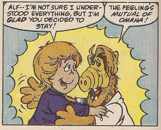 ALF: The Comic Series
