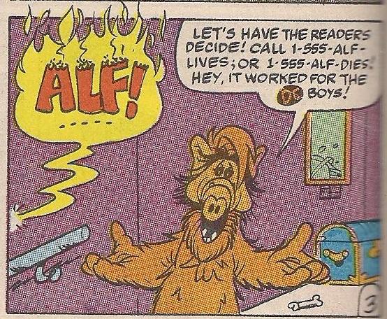 ALF: The Comic Series