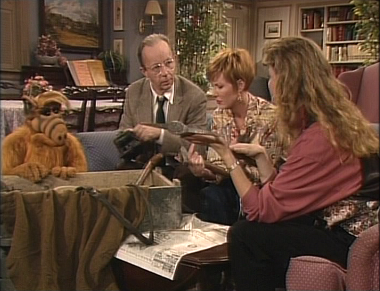"ALF Reviews: ""Mr. Sandman"" (season 4, episode 20)"