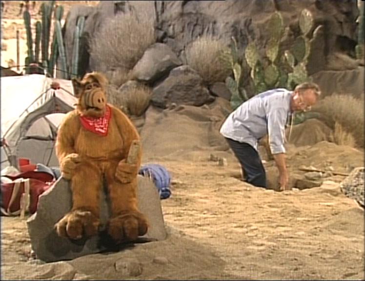 "ALF, ""Mr. Sandman"""