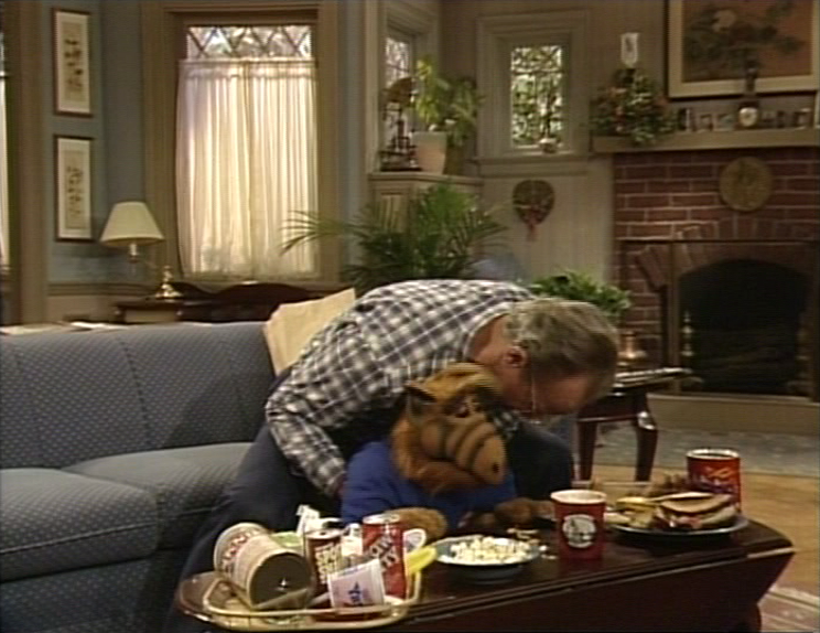 "ALF, ""Hungry Like the Wolf"""