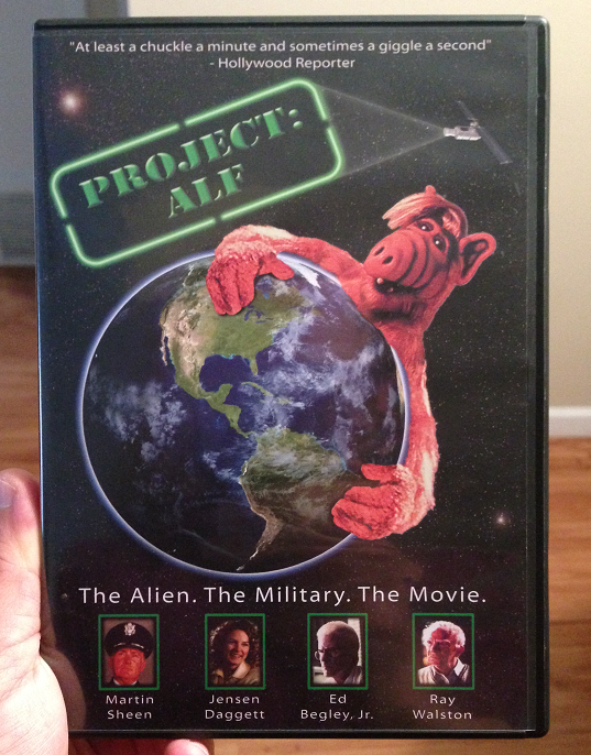 ALF Reviews: <i>Project: ALF</i> (Part 1)