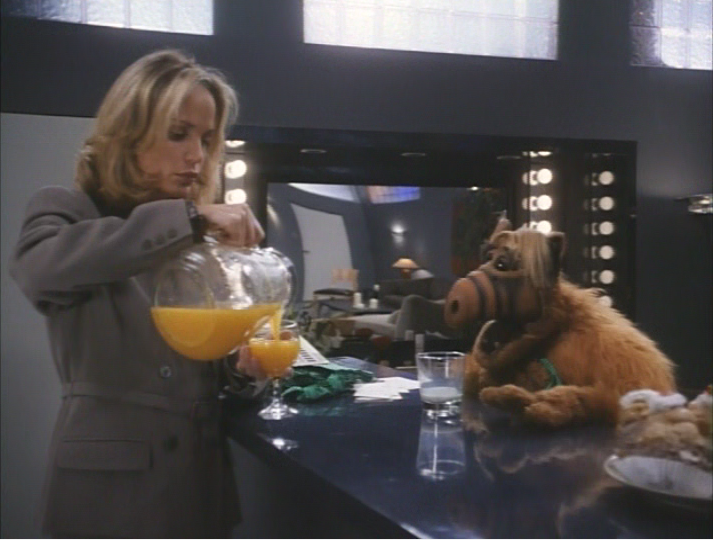 project alf Watch alf - season 4, episode 25 - project: alf: six years ago, alf was on his way back to his new home when the alien task force finally caught him now, the story c.