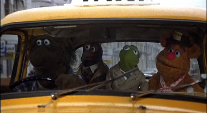 The Great Muppet Caper, 1981