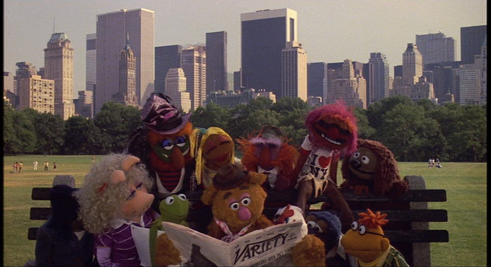 Rule of Three:  The Muppets Take Manhattan (1984)