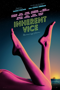 Inherent Vice poster, 2014