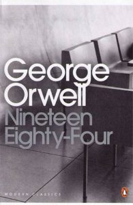 Nineteen Eighty-Four, George Orwell