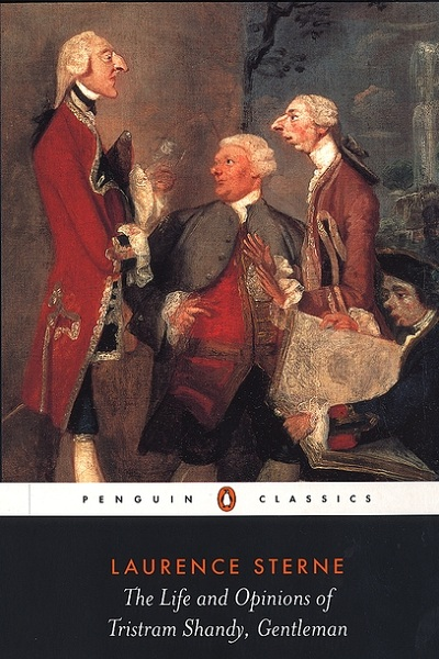 tristram shandy Laurence sterne's tristram shandy is narrated by the title character in a series of digressions and interruptions that purportedly show the life and opinions.