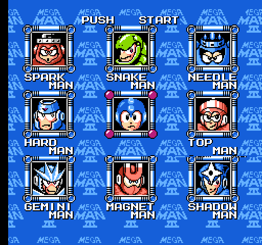 Fight, Megaman! (Mega Man 3, 1990)