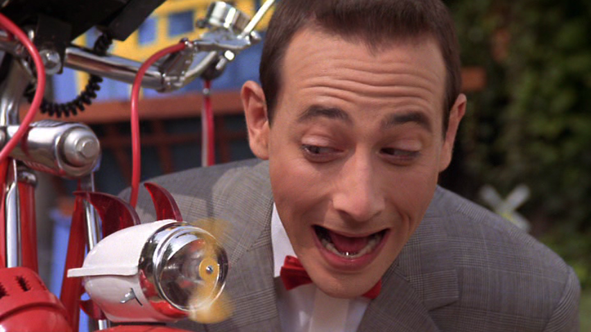 Rule of Three: Pee-wee's Big Adventure (1985)