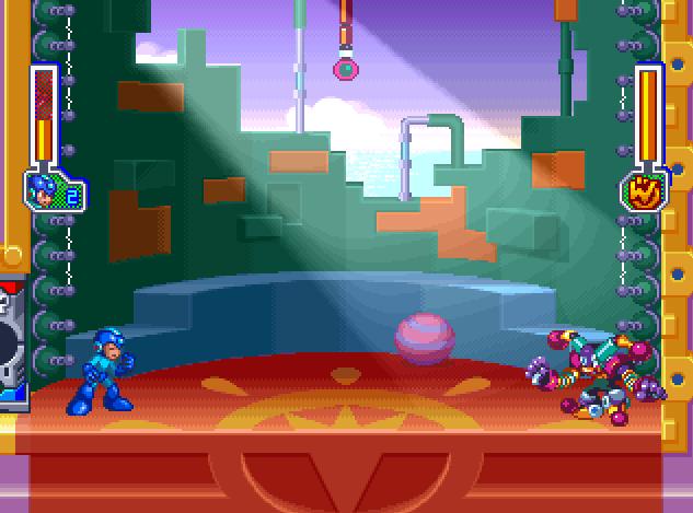 Fight, Megaman! (Mega Man 8, 1996) - Noiseless Chatter