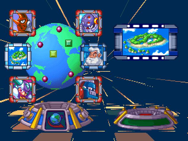 Fight, Megaman! (Mega Man 8, 1996)