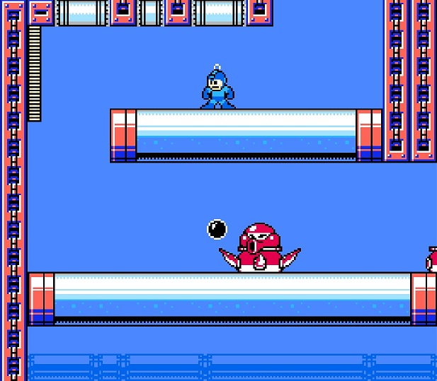Fight, Megaman! (Mega Man 9, 2008) - Noiseless Chatter