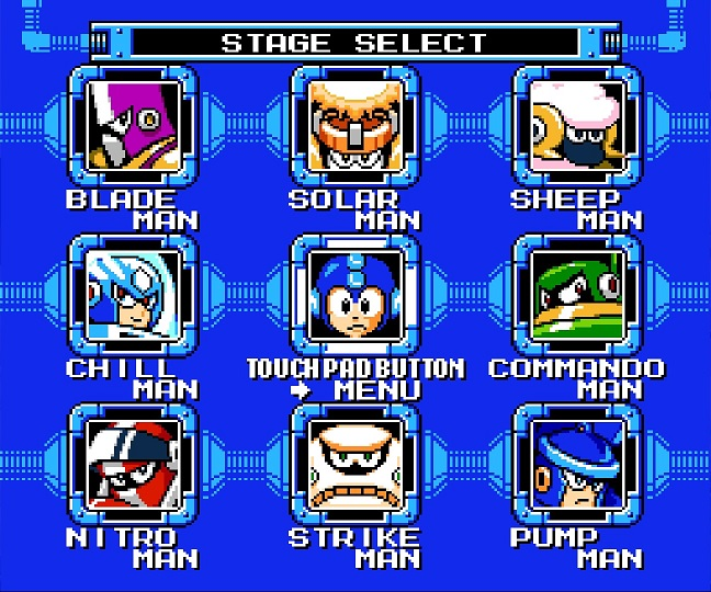 Fight, Megaman! (Mega Man 10, 2010)