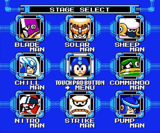 Fight, Megaman! (Mega Man 10, 2010)