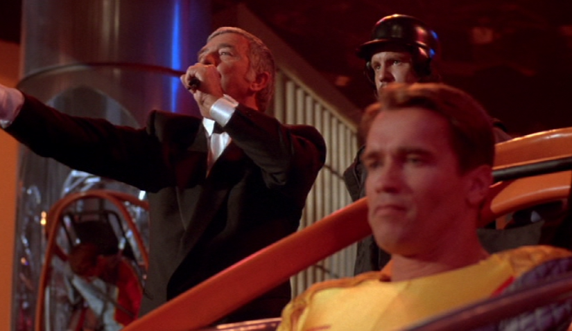 Fiction into Film: The Running Man (1982 / 1987)