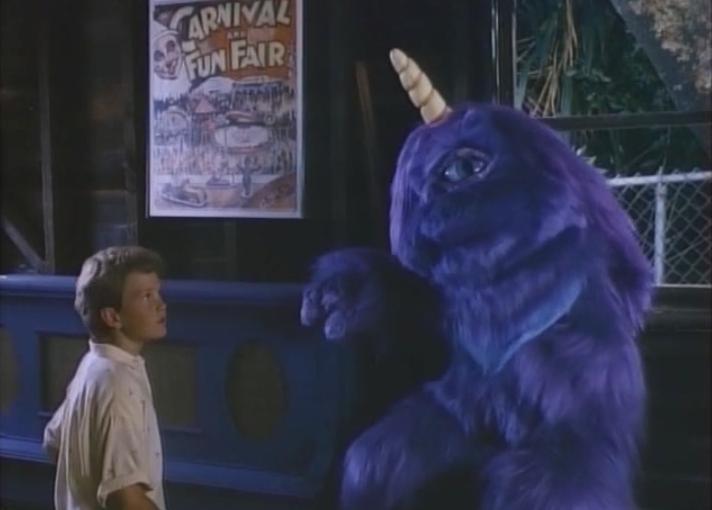Rule of Three: Purple People Eater (1988)