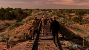 """Dead Freight,"" Breaking Bad"