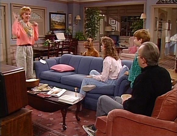 """ALF Reviews: """"The Boy Next Door"""" (season 2, episode 13)"""