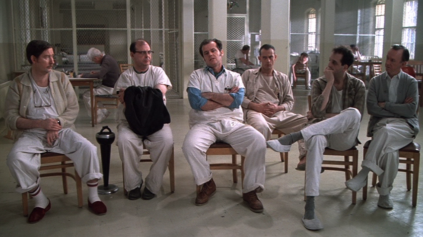 Fiction into Film:  One Flew Over the Cuckoo's Nest (1962 / 1975)