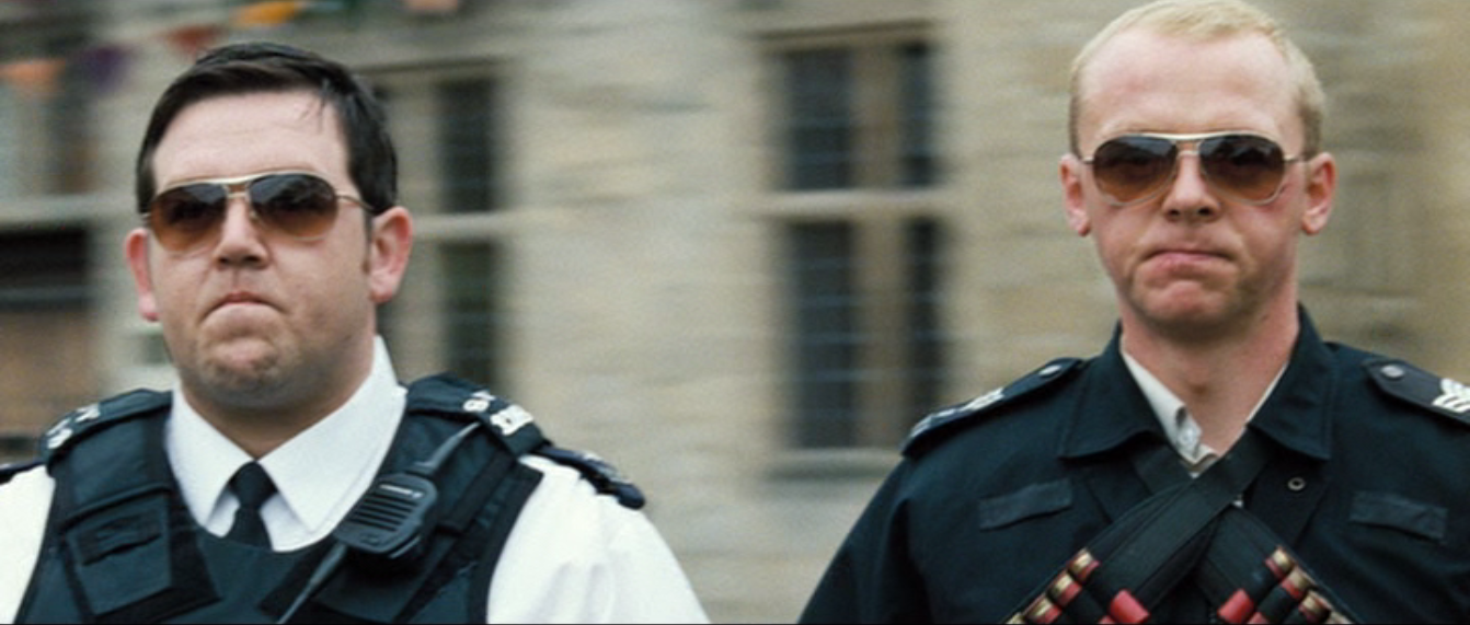 Trilogy of Terror: Hot Fuzz (2007)