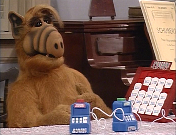 "ALF Reviews: ""Mind Games"" (season 4, episode 5)"