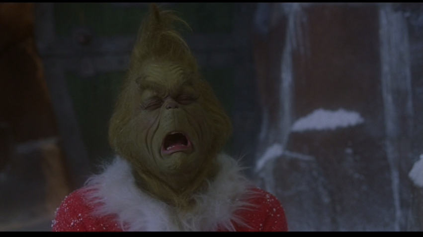 Fiction into Film:  The Grinch (1957 / 2000)