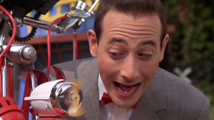 Rule of Three: Pee-wee's Big Adventure (1985)
