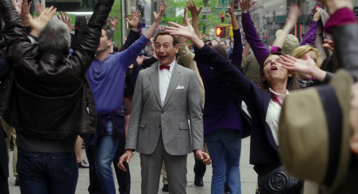 Rule of Three: Pee-wee's Big Holiday (2016)