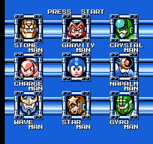 Fight, Megaman! (Mega Man 5, 1992)