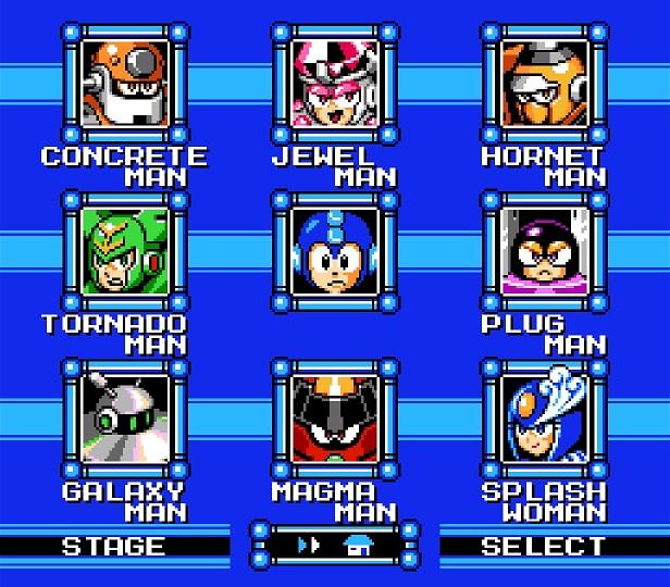 Fight, Megaman! (Mega Man 9, 2008)