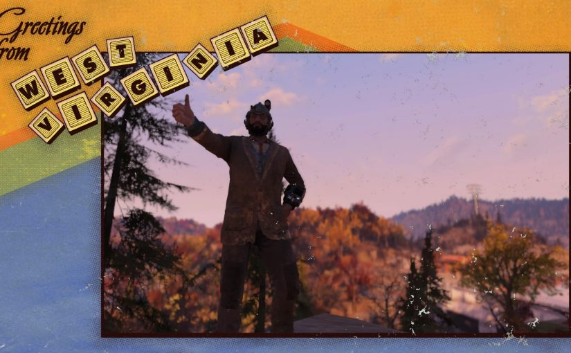 It's possible but difficult to enjoy Fallout 76 alone