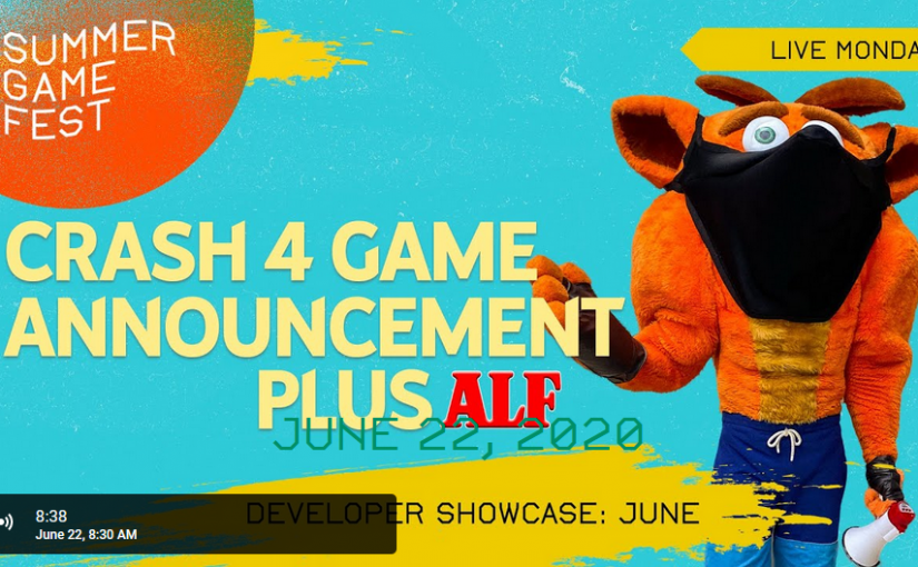 ALF Reviews: Summer Game Fest 2020