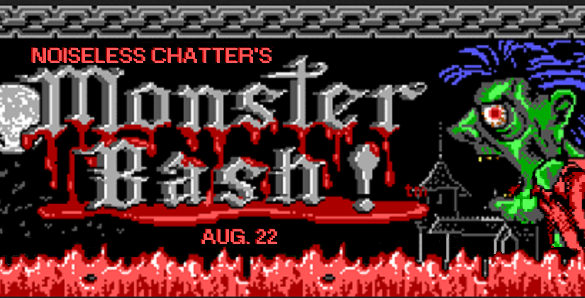 Announcing: The First-Ever Noiseless Chatter Monster Bash! (And lots more!)