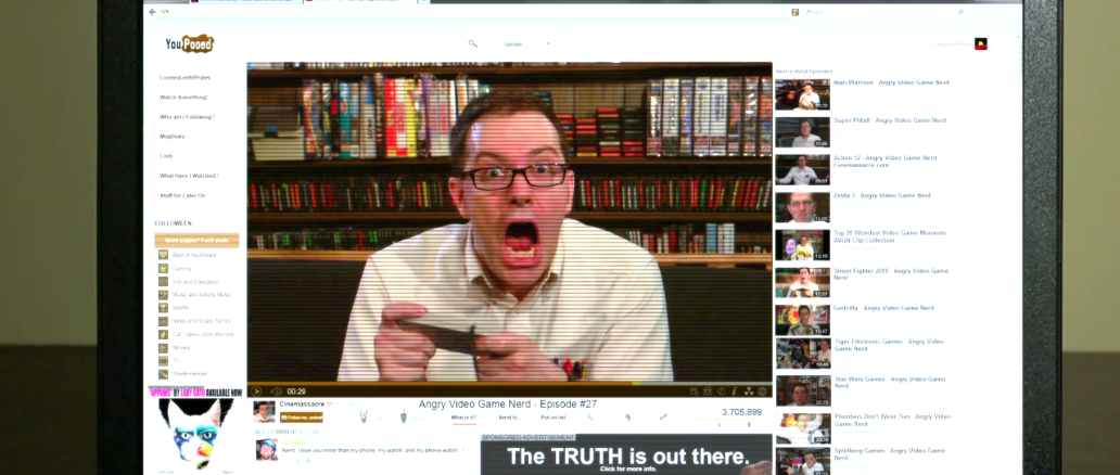Angry Video Game Nerd: The Movie (2014)